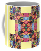 The Joy Of Design Series Arrangement - Seek And You Will Find Coffee Mug