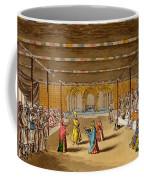 The Junumushtoomee, 19th Century Coffee Mug