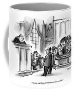 The Jury Will Disregard The Witness's Last Coffee Mug