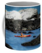 The Kayaker Coffee Mug