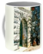 The Keep Biltmore Asheville Nc Coffee Mug by William Dey