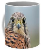 The Kestrel Face To Face Coffee Mug