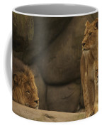 The King And His Queens Coffee Mug