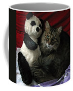 The King Kitty And Panda 01 Coffee Mug
