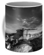 The King Of Wings Monochrome Coffee Mug