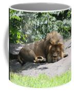 The King On His Day Off Coffee Mug