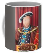 The Kings Head Coffee Mug