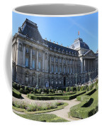 The King's Palace In Brussels Coffee Mug