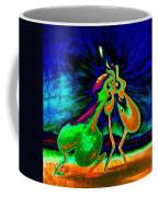 The Kiss Of Nature Coffee Mug