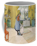 The Kitchen From A Home Series Coffee Mug