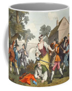 The Knight Submits To Trulla Coffee Mug