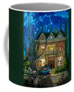 The Knocker Coffee Mug