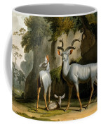 A Kudus Or Kudu Coffee Mug
