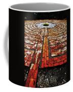 The Labyrinth Of St Luke's  Coffee Mug