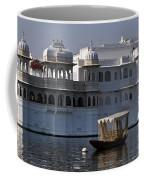 The Lake Palace, India Coffee Mug