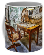 The Lamp And The Chair Coffee Mug by Paul Ward