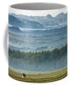 The Land Of A Thousand Hills Coffee Mug