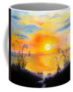The Land Of The Dying Sun Coffee Mug