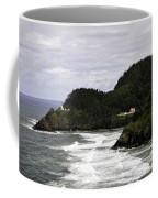 The Landscape Of Heceta Coffee Mug