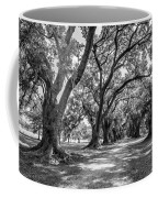 The Lane Bw Coffee Mug by Steve Harrington