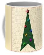 The Language Of Christmas Coffee Mug