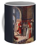 The Last Council Of Boabdil Coffee Mug