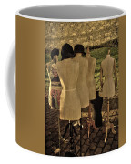 The Last Fashion Show- Old Mannequins Coffee Mug