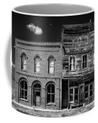 The Last Frontier - Bodie - California Coffee Mug