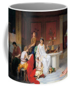 The Last Hour Of Pompeii Coffee Mug