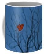 The Last Leaf Fell Coffee Mug