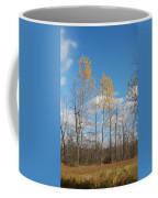 The Last Leaves Coffee Mug