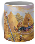 The Last Load Coffee Mug by Dudley Pout