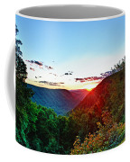The Last Rays Coffee Mug