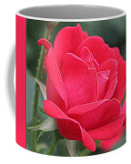 The Last Rose Of Spring Coffee Mug