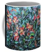 The Late Bloomers Coffee Mug by Xueling Zou