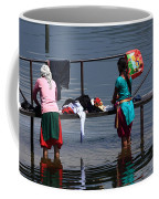 The Laundry - Nepal Coffee Mug