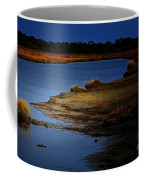 The Lay Of The Land Coffee Mug