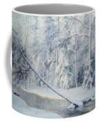 The Leaning Tree Coffee Mug