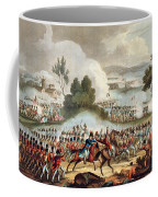 The Left Wing Of The British Army Coffee Mug