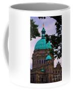 An Aspect Of The Legislative Building, Victoria, British Columbia Coffee Mug