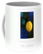 The Lemon Poster Coffee Mug