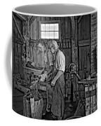 The Lesson Monochrome Coffee Mug by Steve Harrington