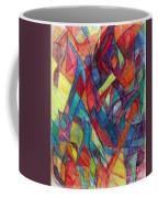 The Letter Alef 3 Coffee Mug