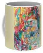 The Letter Caf 2 Coffee Mug