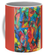 The Letter Raish 2 Coffee Mug