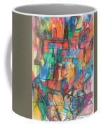 The Letter Tav 2 Coffee Mug
