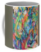 the letter Tzadi 2 Coffee Mug