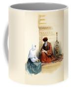 The Letter Writer Coffee Mug
