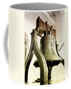 The Liberty Bell Coffee Mug by Bill Cannon