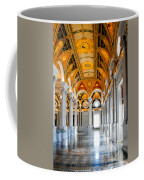 The Library Coffee Mug